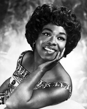 Sarah Vaughan Portrait in Classic by Movie Star News