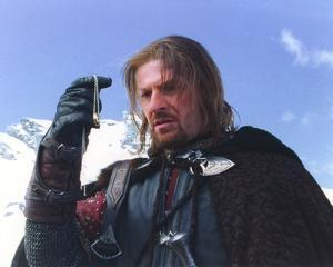 Sean Bean in Lord of the Rings Movie by Movie Star News