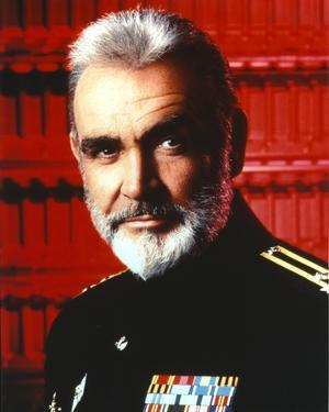 Sean Connery in General Uniform by Movie Star News