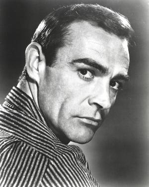 Sean Connery Posed Side View Close Up Portrait by Movie Star News