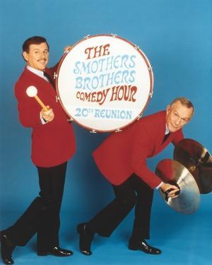 Smothers Brothers Poster by Movie Star News
