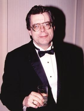 Stephen King Black Tuxedo by Movie Star News