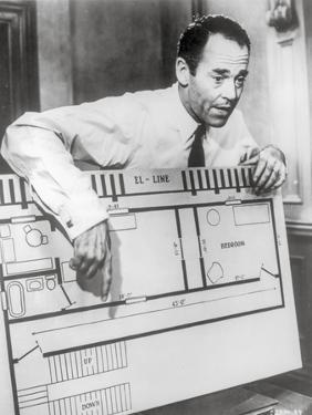Twelve Angry Men Henry Fonda by Movie Star News