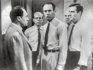 Twelve Angry Men Movie Scene in Classic by Movie Star News