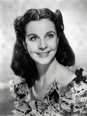 Vivien Leigh smiling in Portrait by Movie Star News