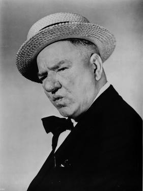 W C Fields Classic Portrait by Movie Star News