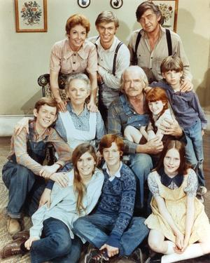 Waltons Portrait in Jeans by Movie Star News