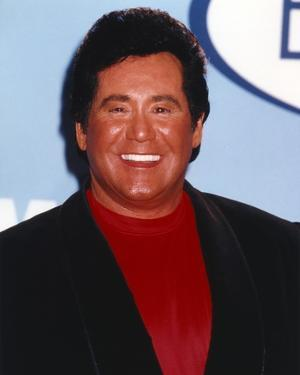 Wayne Newton in Formal Outfit Portrait by Movie Star News