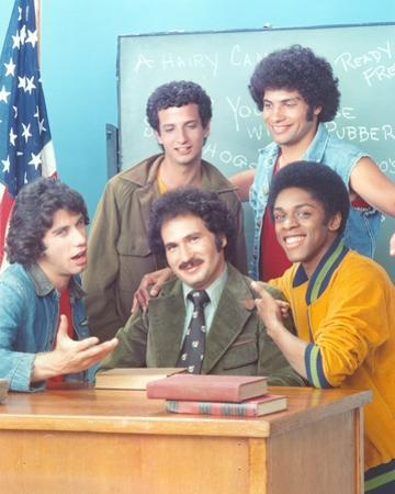 Welcome Back Kotter Cast Portrait by Movie Star News