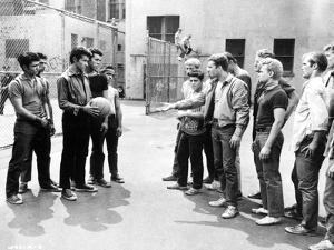 West Side Story People Wants to Play Street ball by Movie Star News