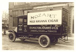 Mozart Mild Havana Cigar Truck