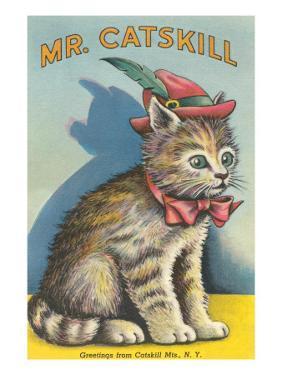 Mr. Catskill, Greetings from Catskill Mts., NY