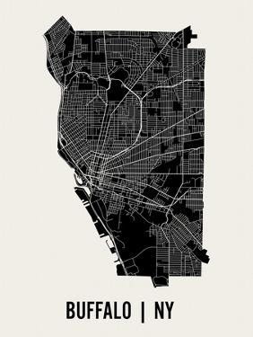 Buffalo by Mr City Printing