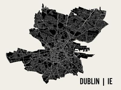 Dublin by Mr City Printing
