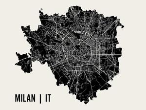 Milan by Mr City Printing