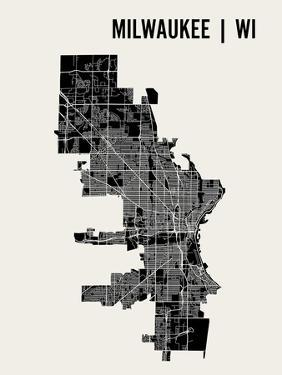 Milwaukee by Mr City Printing