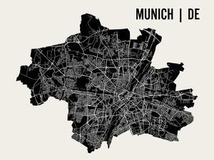 Munich by Mr City Printing