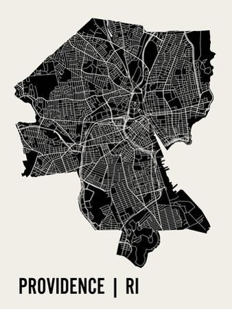 Providence by Mr City Printing