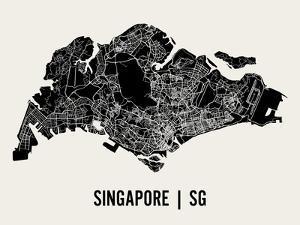 Singapore by Mr City Printing