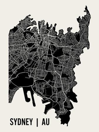 Sydney by Mr City Printing