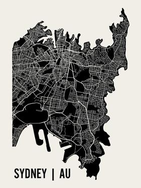 Sydney by Mr City Printing