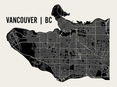 Vancouver by Mr City Printing