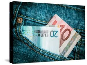 Jeans Pocket Money by Mr Doomits