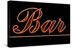 Neon Bar Sign by Mr Doomits
