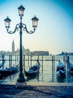 Venice Gondolas by Mr Doomits