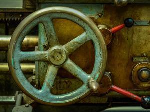 Vintage Industrial Machinery by Mr Doomits