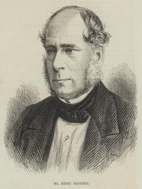 Mr Henry Bessemer