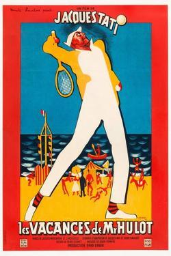 Mr. Hulot's Holiday, 1953 (Les Vacances De Monsieur Hulot)
