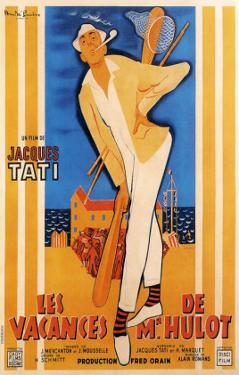 Mr. Hulot's Holiday - French Style