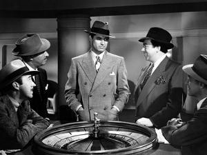 Mr. Lucky, Cary Grant, Alan Carney, 1943
