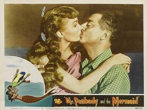 Mr. Peabody and the Mermaid, 1948