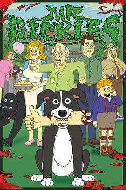 Mr. Pickles - Characters