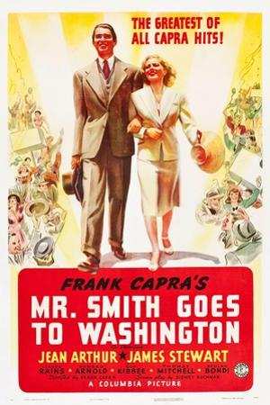 Mr Smith Goes to Washington, 1939