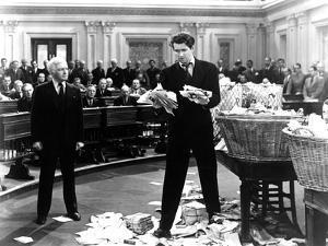 Mr. Smith Goes To Washington, Claude Rains, James Stewart, 1939