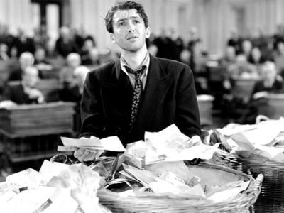Mr. Smith Goes to Washington, James Stewart, 1939