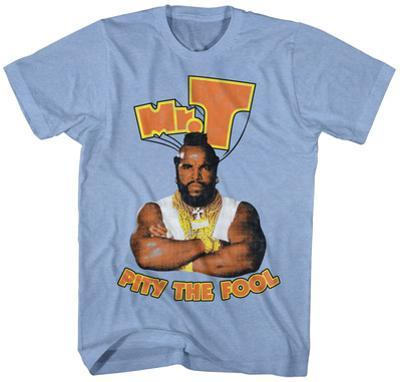 Mr. T- Pity The Fool