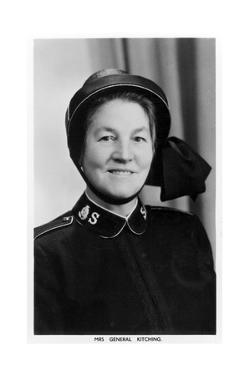 Mrs General Kitching, C1930s-C1940s