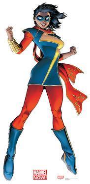 Ms. Marvel - Marvel Now Lifesize Standup