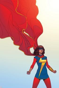 Ms. Marvel No. 3: Ms. Marvel