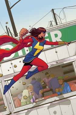 Ms. Marvel No. 4: Ms. Marvel