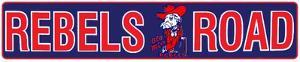 MS Univ Rebels Rd (Ole Miss)