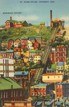Mt. Adams Incline, Cincinnati, Ohio