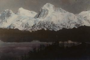 Mt. Everest from Sandakphu