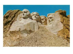 Mt. Rushmore, South Dakota