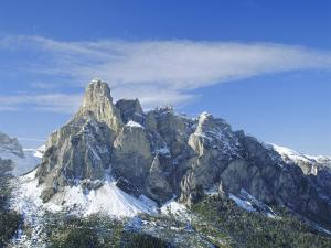 Mt. Sassongher, Dolomites, Trentino-Alto Adige, Italy by G Richardson