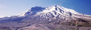 Mt St. Helens, Mt St. Helens National Volcanic Monument, Washington State, USA